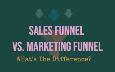 Sales Funnel Vs. Marketing Funnel: Is there a difference?