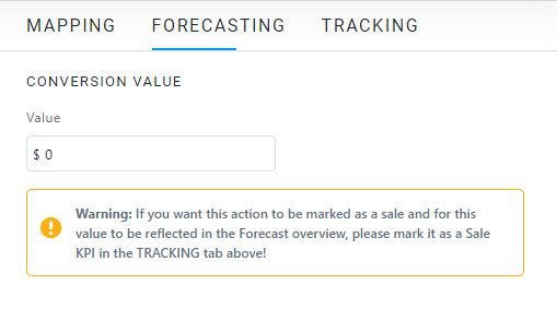 Forecasting Actions