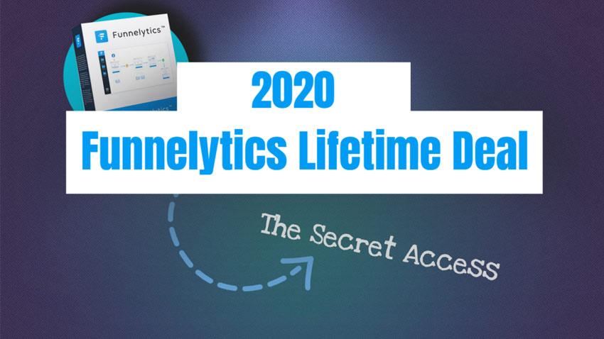 Funnelytics Lifetime Deal 2020