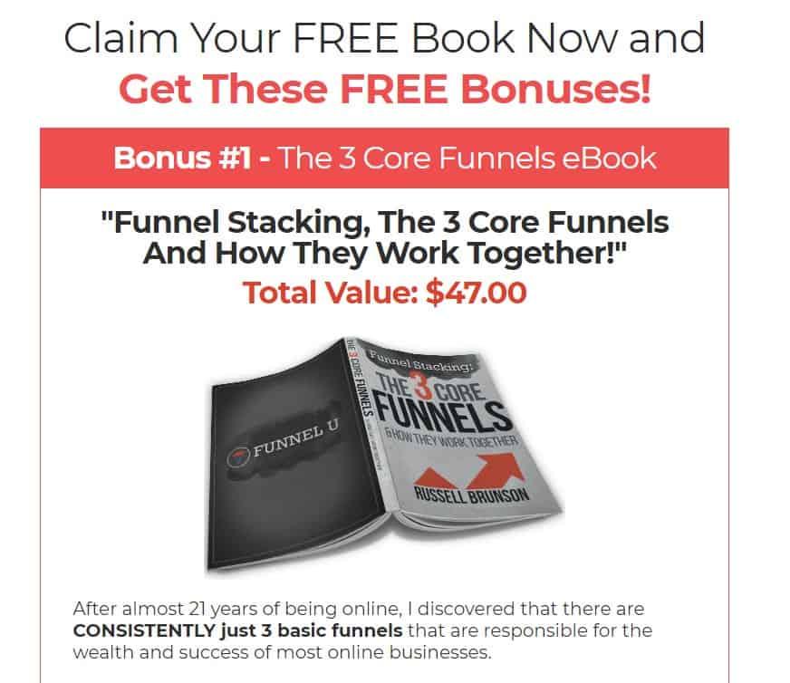 Book Bonuses