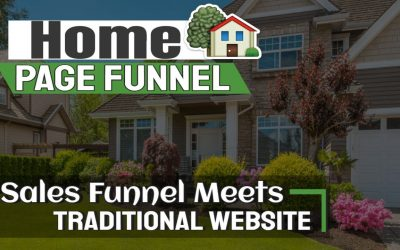 Home Page Funnel: Better Than A Traditional Website