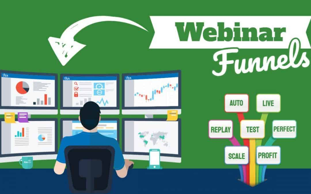 The Webinar Funnel: Perfecting Your Sales Pitch