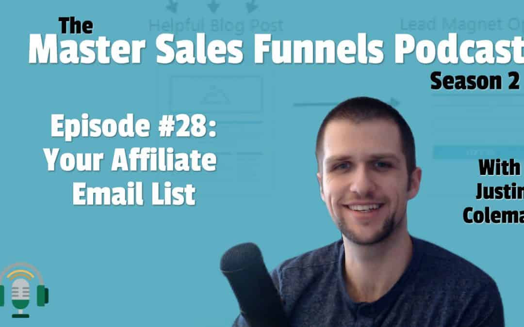 Affiliate Email List