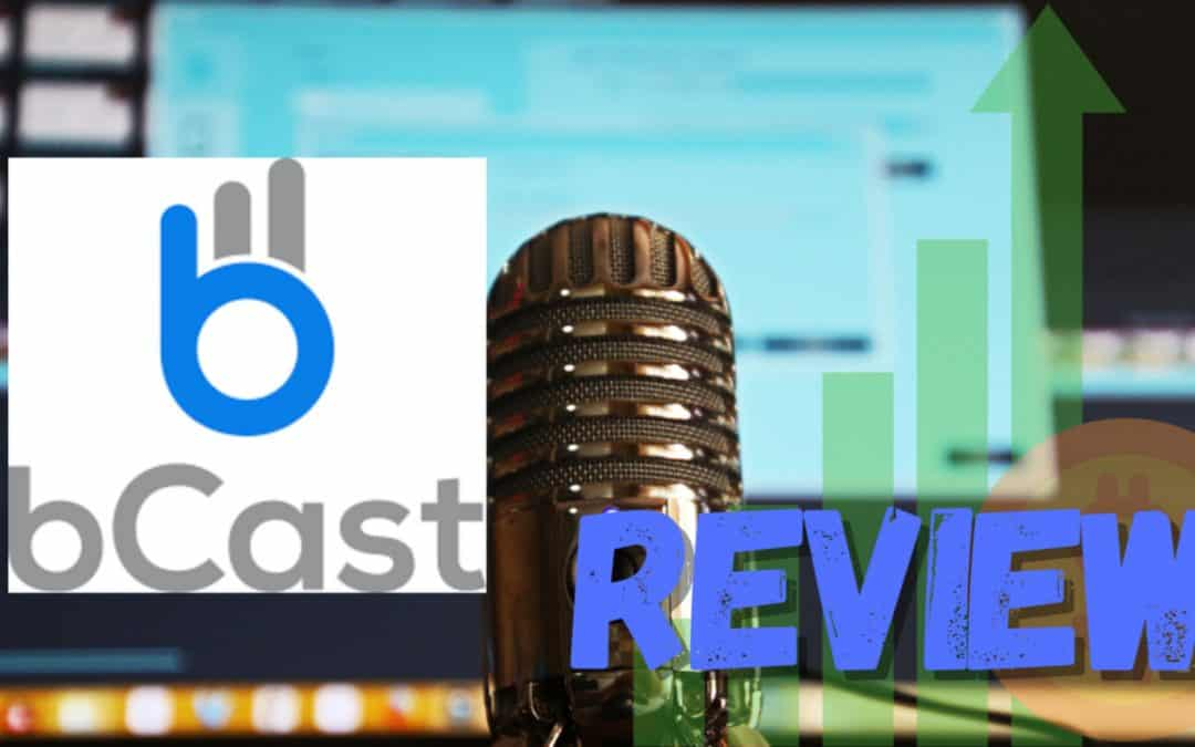 bCast: The Best Podcasting Host for Beginners
