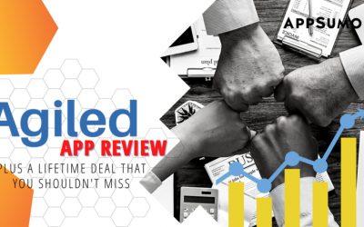 The Best Lifetime Deal on the Agiled App