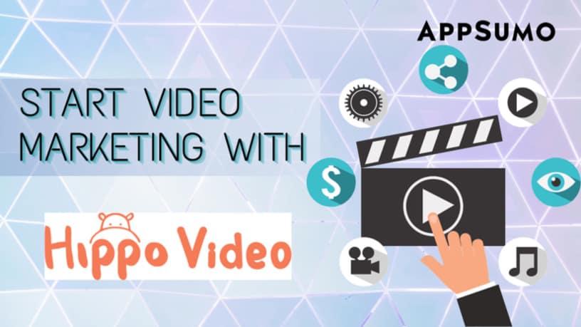 Hippo Video Lifetime Deal Header