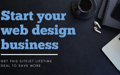 The Best Sitejet Lifetime Deal to Start Web Designing