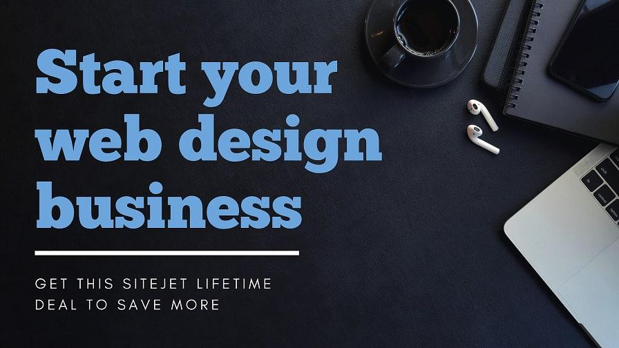 SiteJet Lifetime Deal Header