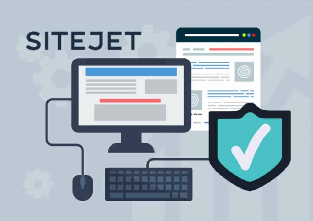 Sitejet Security