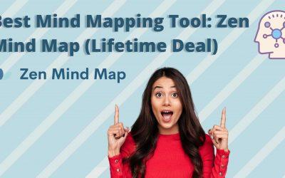 Best Mind Mapping Tool: Zen Mind Map (Lifetime Deal)